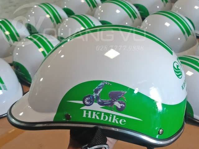 Sản xuất mũ bảo hiểm tại miền bắc
