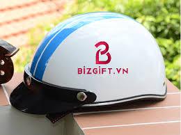 Mũ bảo hiểm in logo- giải pháp cho mọi giải pháp