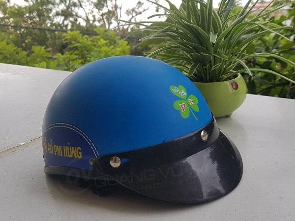 Mũ bảo hiểm Quang Vũ giá cả phải chăng