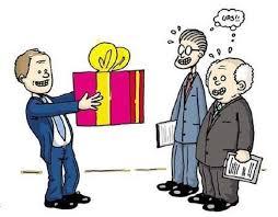 Những sai lầm khi chọn quà khách hàng