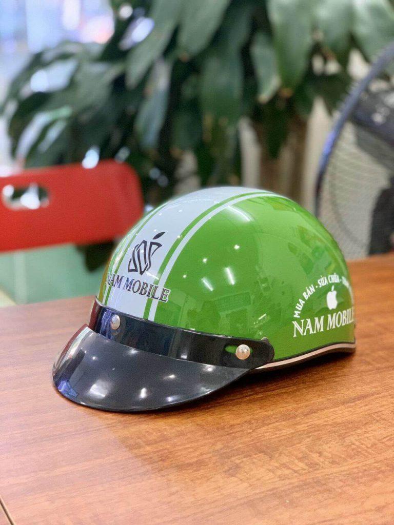 đặt làm nón bảo hiểm theo yêu cầu