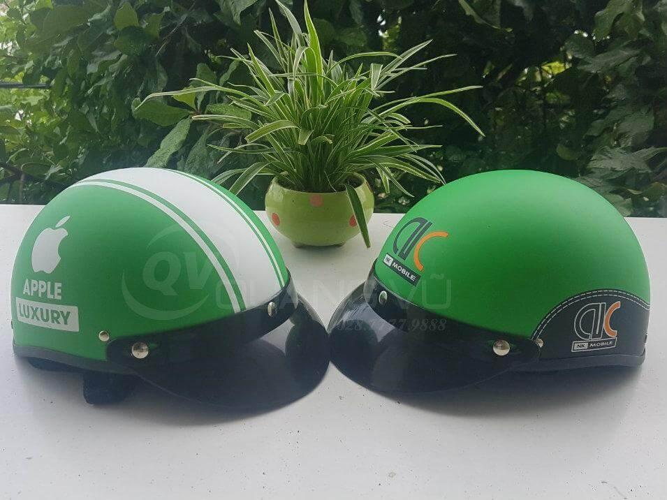 xưởng sản xuất mũ bảo hiểm tại Hà Nội