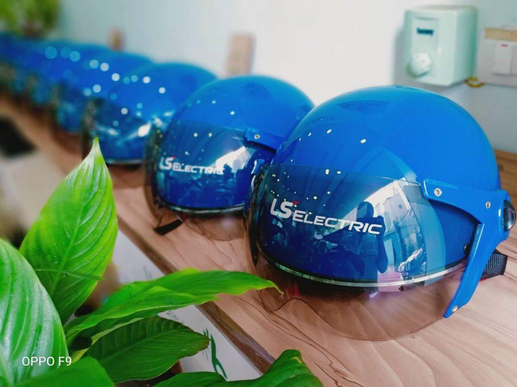 sản xuất nón bảo hiểm Hà Nội