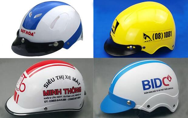 cơ sở sản xuất nón bảo hiểm tại Hà Nội