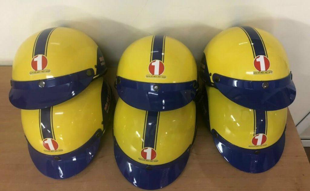 cơ sở sản xuất mũ bảo hiểm An Giang