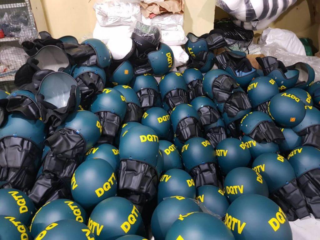 công ty sản xuất mũ bảo hiểm tại An Giang