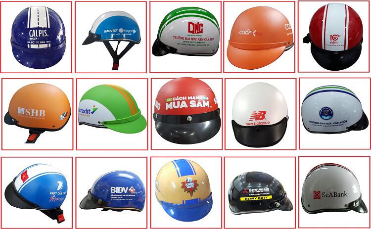 sản xuất nón bảo hiểm An Giang