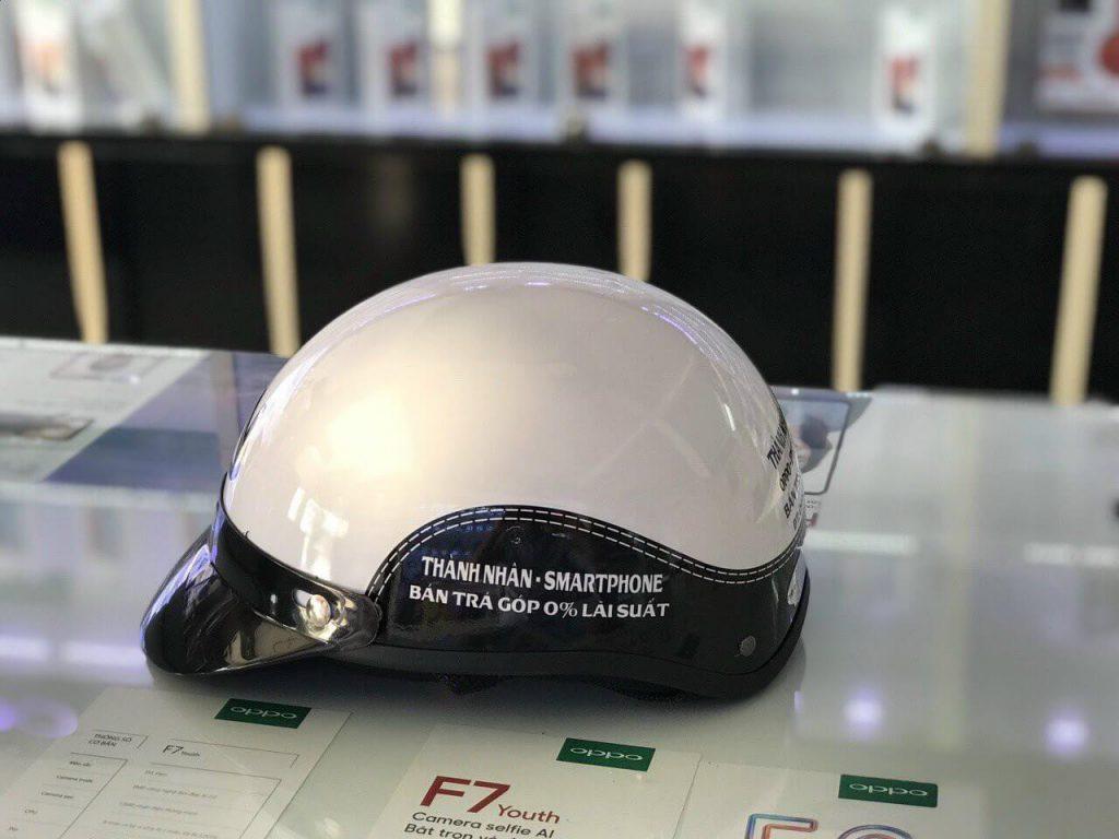 mũ bảo hiểm quà tặng Bà Rịa Vũng Tàu
