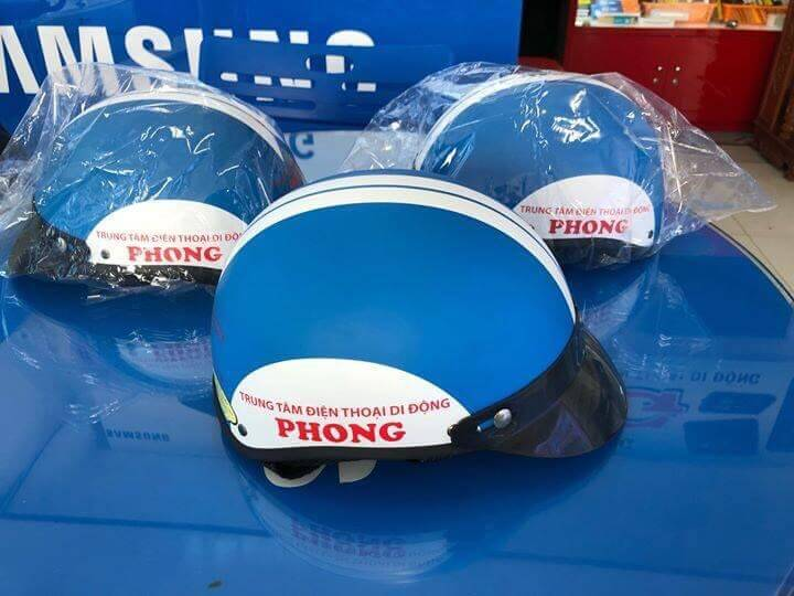 Sản xuất mũ bảo hiểm Đắk Nông theo yêu cầu
